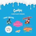 Buy packwoods x cookies cereal milk blunt online