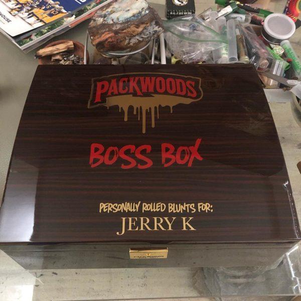 Packwoods Boss Box
