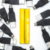 moonrock clear battery yellow