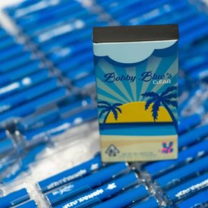 Dr Zodiak bobby blue cart