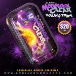 Dr Zodiak moonrock rolling tray